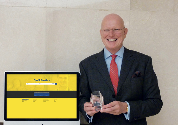 Zwei SIINDA-Auszeichnungen  für Heise & Dumrath Medien