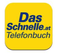 DasSchnelle.at Telefonbuch App