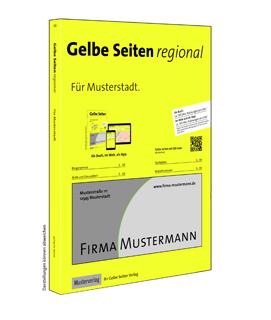 Gelbe Seiten regional