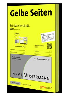 Gelbe Seiten Branchenbuch